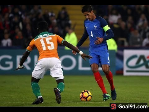 VIDEO: Paul Pogba fails to inspire France to victory v Ivory Coast (Official Video)