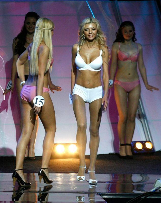 Natalya Nemchinova Miss Moscow 2007