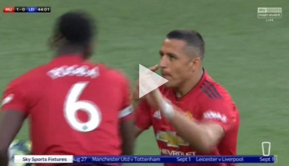 Man Utd news: Sanchez Pogba penalty row vs Leicester