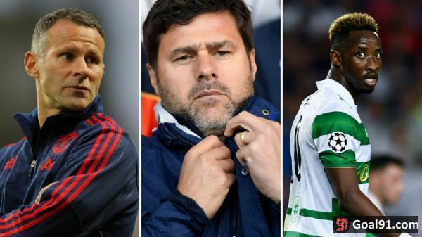 Hot Football Transfer Gossip: Real Madrid 'target Pochettino', Man United and Chelsea 'want £40m Dembele', new job for Giggs?
