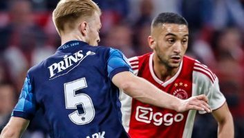 VIDEO Ajax vs Vitesse (Eredivisie) Highlights