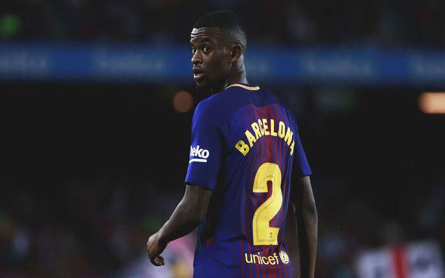 Barcelona's Nelson Semedo