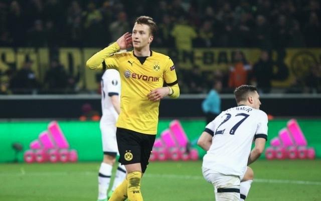 Marco Reus Dortmund v Tottenham