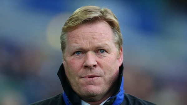Premier League: Koeman hails 'perfect' Everton after City mauling
