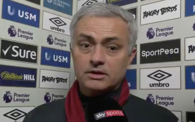 'All he does is criticise' - Jose Mourinho hits out at Man Utd legend, also takes dig at Neville