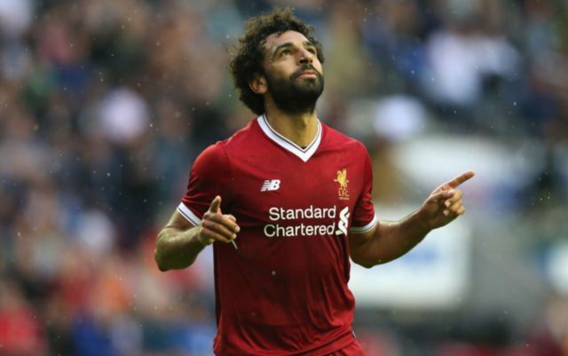 Journalist sparks outrage after telling Liverpool's Mohamed Salah to shave beard