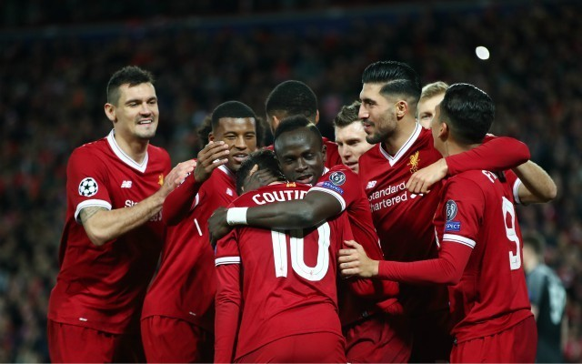 Liverpool break long-standing Manchester United record after thumping 7-0 victory over Spartak Moscow