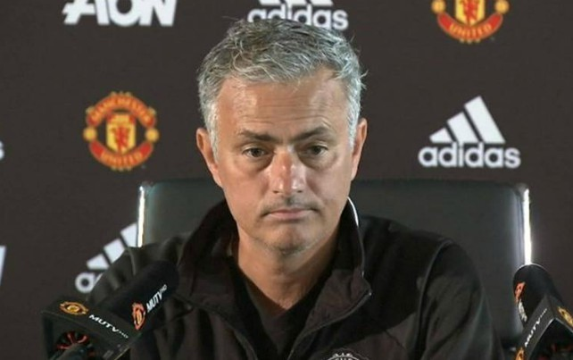 Jose Mourinho reveals what he said at half time before Manchester United threw away lead vs Derby | Goal91