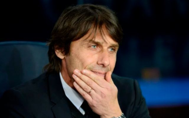 Fans convinced Chelsea ace takes dig at Antonio Conte on live TV in punditry role