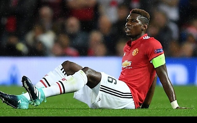 Pogba injury