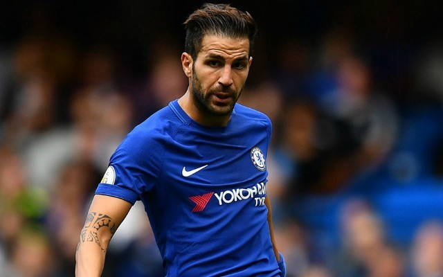 Arsenal and Chelsea fans delighted with Fabregas' swipe at Tottenham about Harry Kane