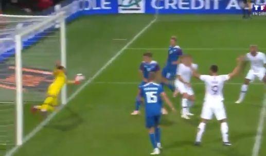 Hugo Lloris save video for France vs Iceland