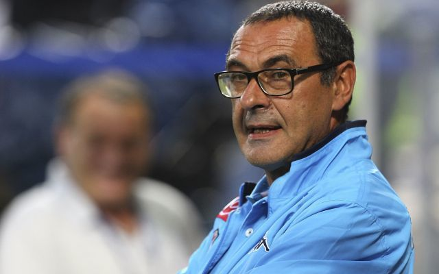 Maurizio Sarri Chelsea could seal Daniele Rugani transfer