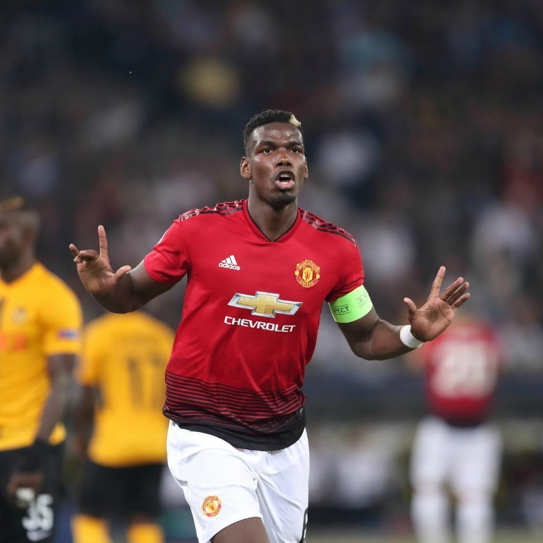 pogba young boys