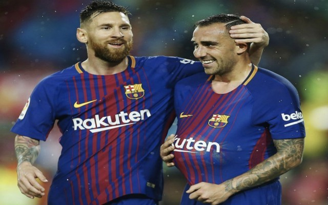 Alcacer recommends that Barcelona sign Bundesliga starlet in conversation with Messi