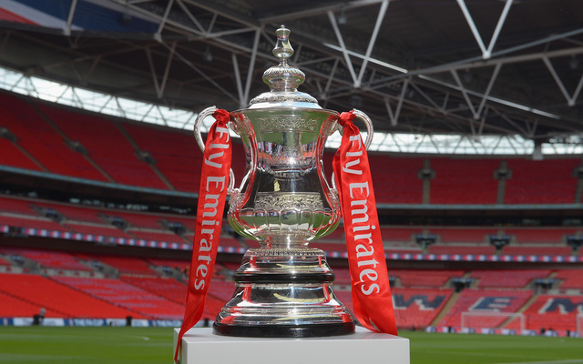 When are the FA Cup semi-final dates for Manchester United vs Tottenham and Chelsea vs Southampton?
