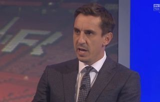 'Does he change a game' Neville blasts Manchester United star