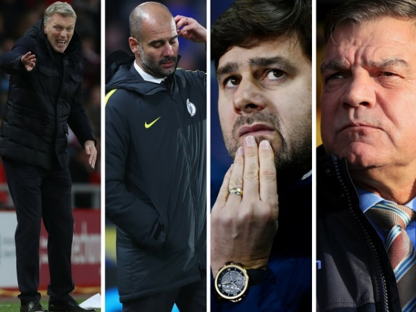 Premier League Diary: Managers' 2017 Resolutions