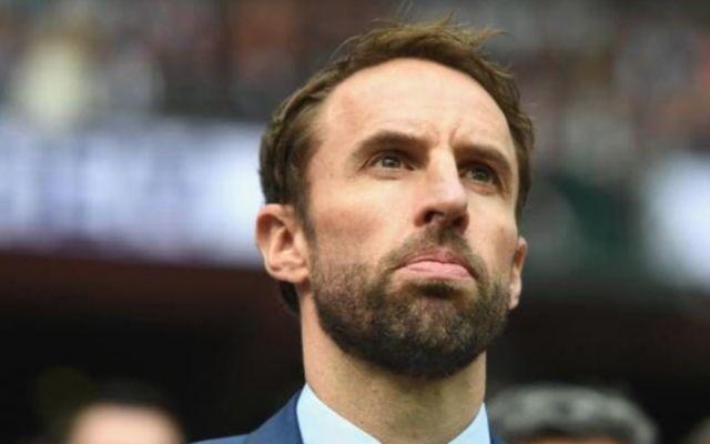 England boss Gareth Southgate. England World Cup squad 2018