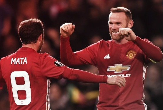 VIDEO Manchester United 4 - 0 Feyenoord (UEFA Europa League) Highlights