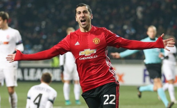 VIDEO Zorya 0 - 2 Manchester United (UEFA Europa League) Highlights