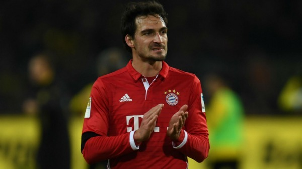 Bundesliga: Bayern's Hummels visiting Dortmund dressing room not appropriate - Matthaus