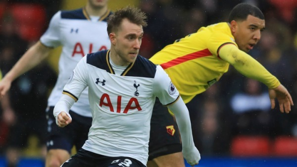 Premier League: Eriksen claims Tottenham are better than last season