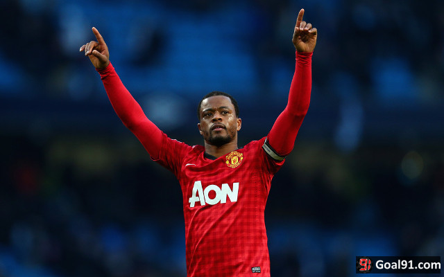(Video) Patrice Evra in high spirits singing 'Don't Worry Be Happy'