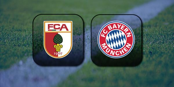 VIDEO Augsburg vs Bayern Munich (Bundesliga) Highlights