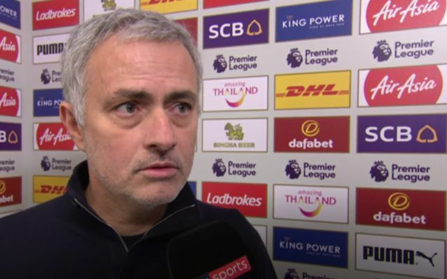 """""""He is coming"""" - Mourinho confident as £35m Manchester United signing set to be completed"""