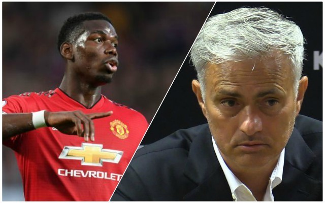 Concern for Man Utd: Mourinho-Pogba row, breakdown in relationship outlined