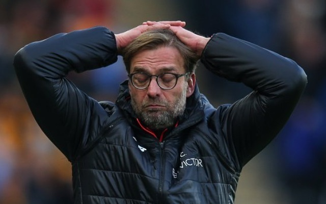 """It sounds like we are completely the worst team in the league"" - Jurgen Klopp hits back at Liverpool critics"