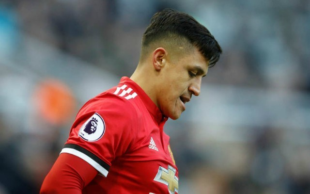 Arsenal on alert as Manchester United star assessing his options following Alexis Sanchez transfer