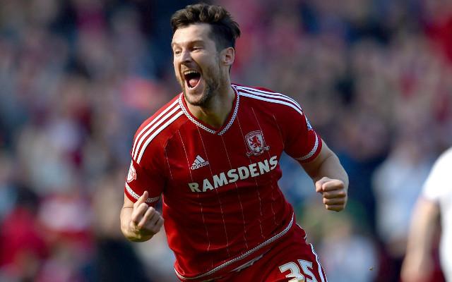 David Nugent Middlesbrough
