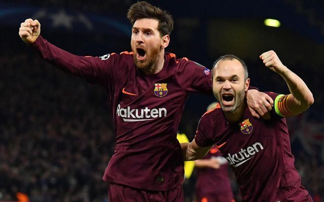 Lionel Messi identifies personal preference for Iniesta replacement at Barcelona
