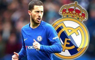 Real Madrid's Eden Hazard pursuit takes backseat as Los Blancos prioritise transfer of 117-goal forward