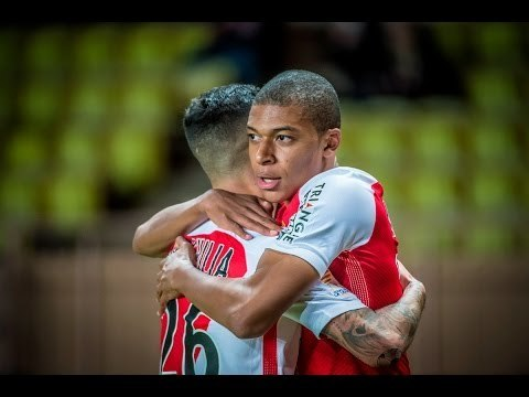 VIDEO: Watch Monaco hit Rennes for 7, including Mbappe hat-trick (Official video)
