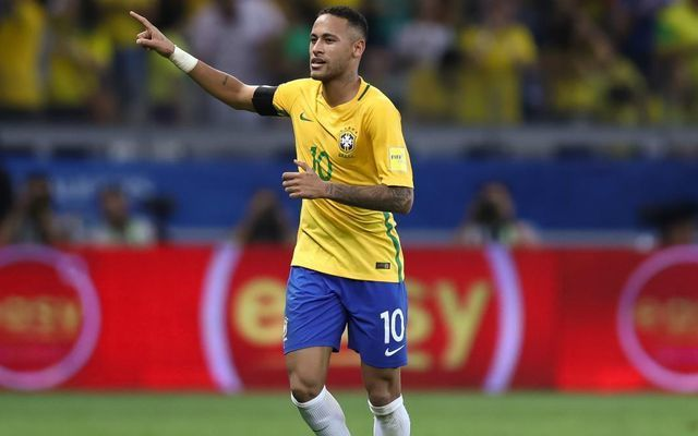 'Doing his best Neymar impersonation' - Brazil ace gets trolled after coach Tite takes tumble