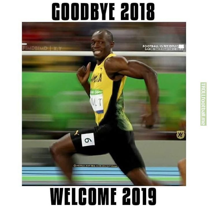 Usain Bolt Is Already In 2019 Soccer Memes Goal91
