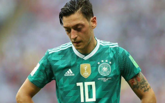 Mesut Ozil reveals reason behind shock international retirement with Germany.