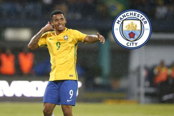 Premier League: Gabriel Jesus lays out Manchester City ambitions after being cleared to face Tottenham