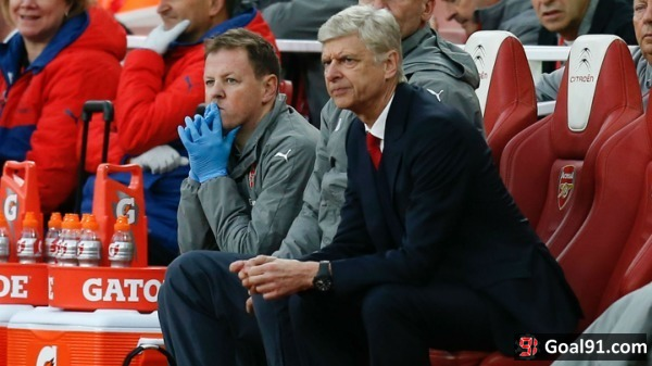 Premier League Birthday Blank For Wengers Table Toppers