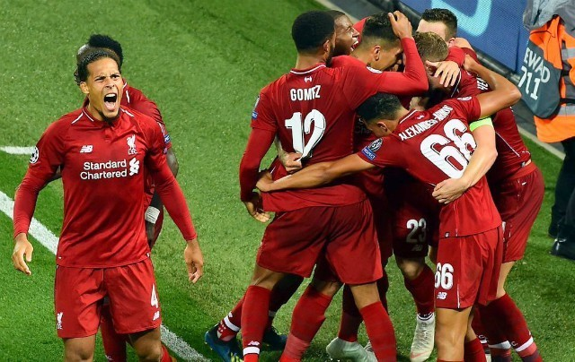 Proof Liverpool have turned Anfield into a fortress under Jurgen Klopp | Goal91