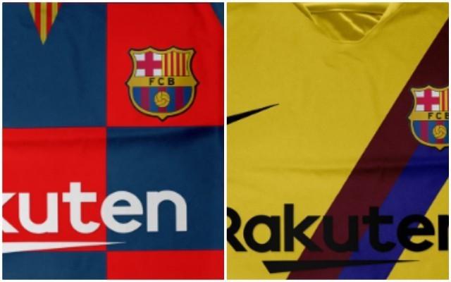 (Photo) Barcelona 2019-20 home and away kits seemingly confirmed | Goal91