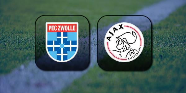 VIDEO PEC Zwolle vs Ajax (Eredivisie) Highlights