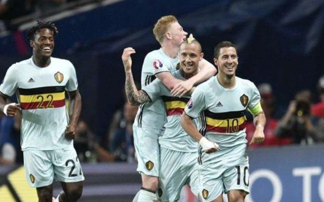 """Chelsea ace slammed for """"awful"""" display despite scoring for Belgium in 5-2 rout against Tunisia"""