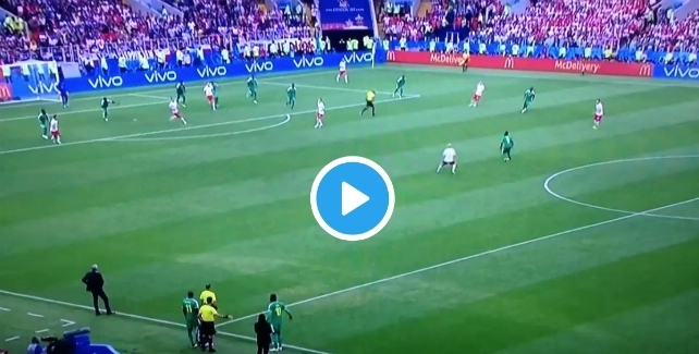 Video: M'Baye Niang's controversial Senegal goal vs Poland leaves fans all fuming over same thing