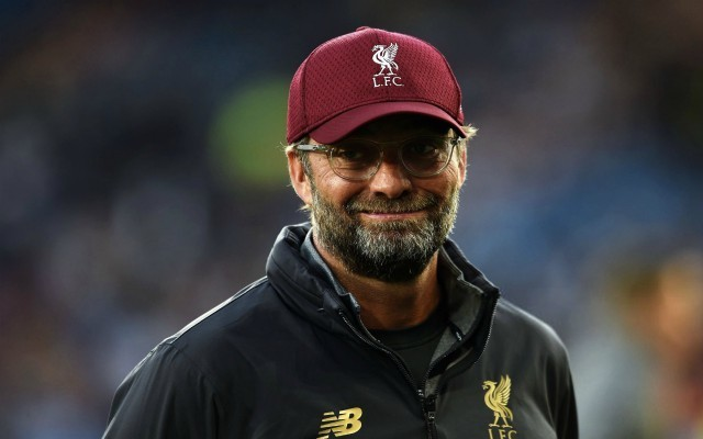 Klopp makes funny request to Liverpool fans ahead of Fulham