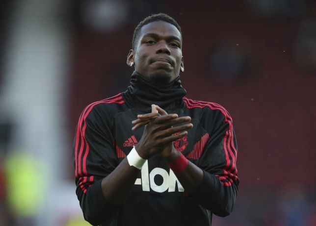 Paul Pogba drops hint over Manchester United future after Leicester City win