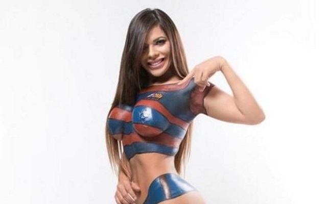Suzy Cortez hot photos: Miss Bum Bum wants Barcelona visit